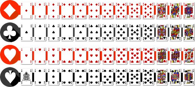 En poker que color vale mas